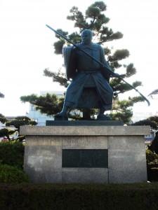 Statue of Benkei by Alena Eckelmann DSC05753
