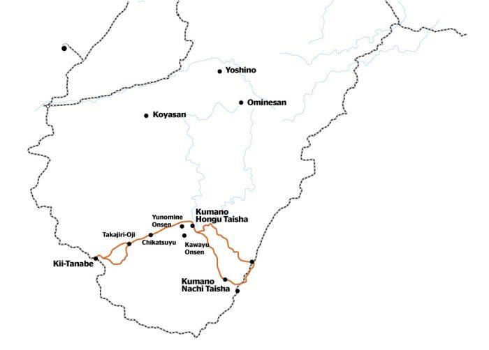 kumano-kodo-basic-map