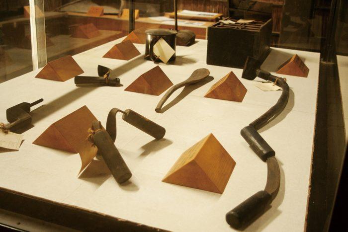 Tools of Edo Farmers